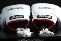 Deluxe Sparring Gloves Lace Up